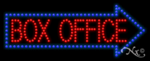 Box Office LED Sign