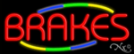 Brakes Business Neon Sign