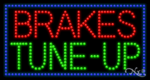 Brakes Tune-Up LED Sign