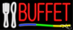 Brffet Business Neon Sign
