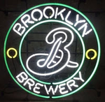 Brooklyn Brewery Neon Sign