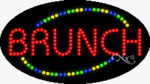 Brunch LED Sign