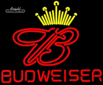 Budweiser Neon Beer Signs