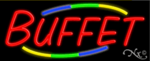 Buffet Business Neon Sign