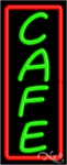 Caf� Business Neon Sign