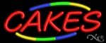 Cakes Business Neon Sign