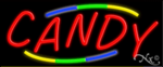 Candy Business Neon Sign