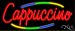 Cappuccino Business Neon Sign