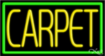 Carpet Business Neon Sign