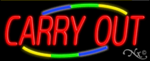 Carry Out Business Neon Sign