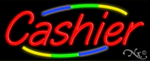 Cashier Business Neon Sign