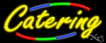Catering Business Neon Sign