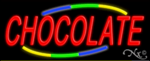 Chocolate Business Neon Sign