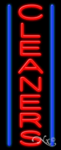 Cleaners Business Neon Sign