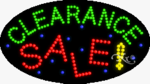 Clearance Sale LED Sign