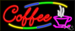 Coffee Business Neon Sign