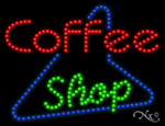 Coffee Shop LED Sign