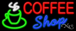 Coffee Shop Business Neon Sign