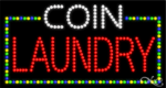 Coin Laundry LED Sign