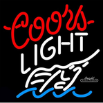 Coors Light Neon Signs