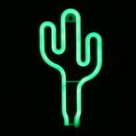 Cordless Cactus LED Light