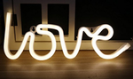 Cordless Love LED Warm White Light