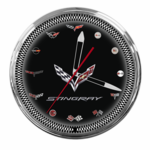 "Corvette C7 Stingray 20"" Neon Clock"