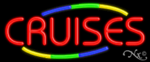 Cruises Business Neon Sign