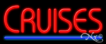 Cruises Economic Neon Sign