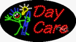 Day Care LED Sign