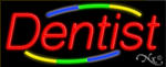 Dentist Business Neon Sign