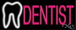 Dentist Logo Neon Sign