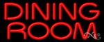 Dining Room Business Neon Sign