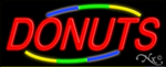 Donuts Business Neon Sign