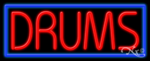 Drums Business Neon Sign