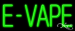E Vape Economic Neon Sign