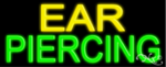 Ear Piercing Business Neon Sign