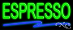 Espresso Economic Neon Sign