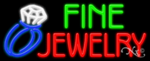 Fine Jewelry Business Neon Sign