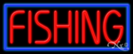 Fishing Business Neon Sign