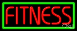 Fitness Business Neon Sign