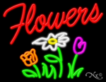 Flowers Business Neon Sign