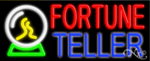 Fortune Teller Business Neon Sign