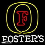 Fosters Neon Beer Sign