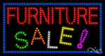 Furniture Sale LED Sign