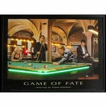 Game of Fate Neon & LED Picture