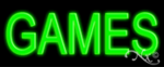 Games Economic Neon Sign