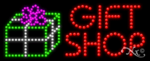 Gift Shop LED Sign