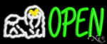 Grooming Open Business Neon Sign