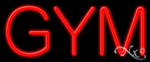 GYM Economic Neon Sign